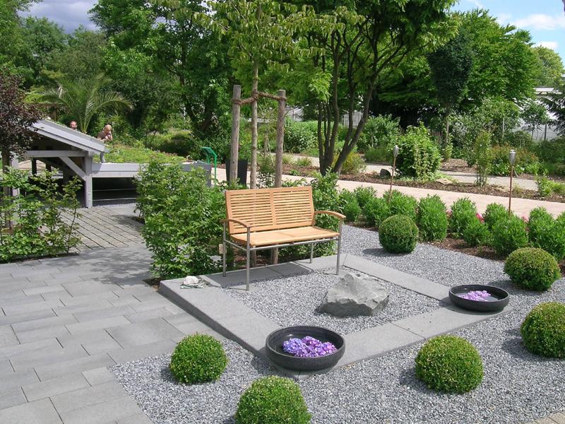 Der vorgarten ein mustergarten im grugapark essen - Vorgarten bilder ...