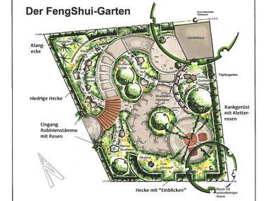 fengshui-garten | ein mustergarten im grugapark essen, Garten ideen